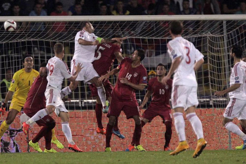 PONUDA GRKA: Solun želi da bude domaćin meča Srbija - Albanija