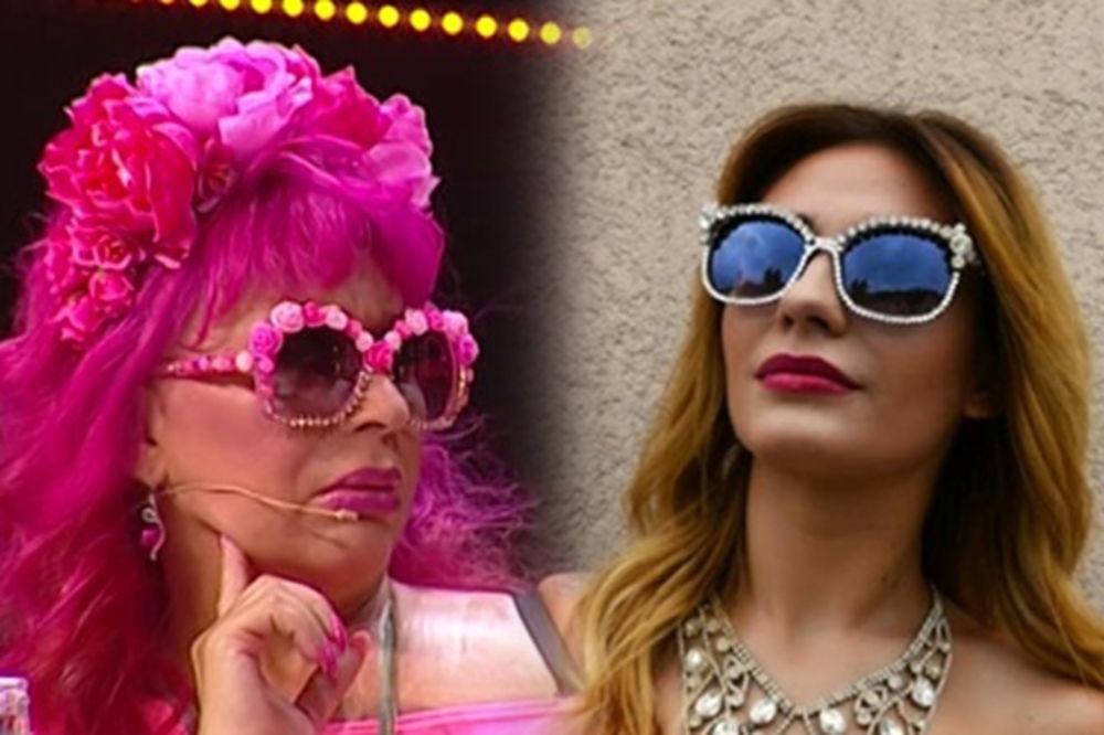 ZAIGRALA SE NA MAMINOJ GLAVI: Ćerka Zorice i Kemiša postala modna blogerka!
