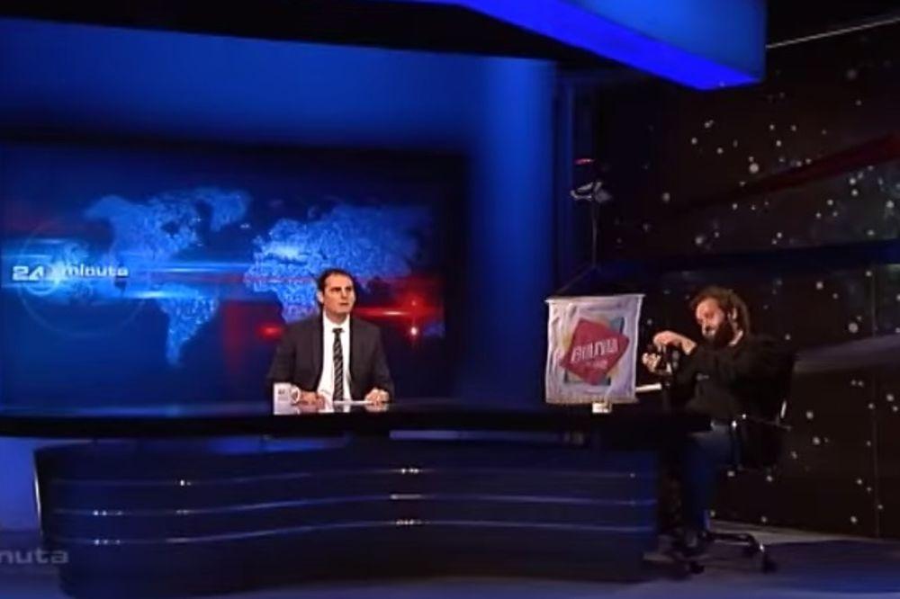 (VIDEO) KESIĆ I ALBANAC IZ PEĆI: Sećaš li se lepi drone moj, pila sam ti kišu sa ramena...