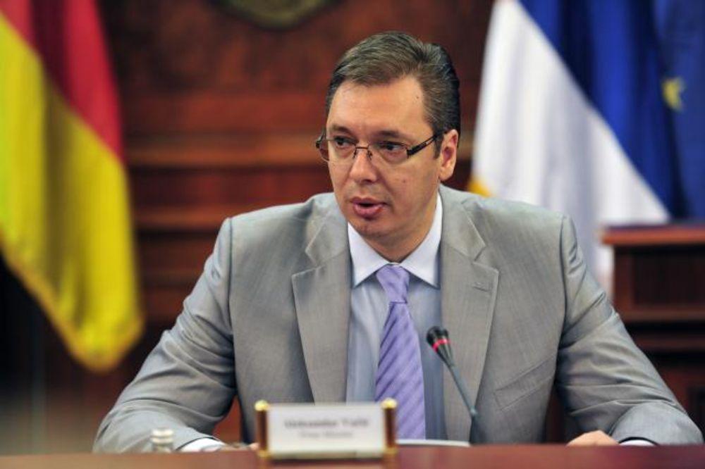 Vučić: Vlada o budžetu sutra ili prekosutra
