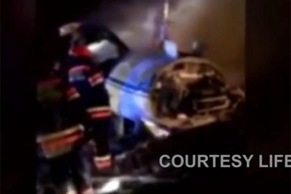 (VIDEO) ISTRAGA: Za avionsku nesreću na Vnukovu kriv nemar rukovodilaca aerodroma