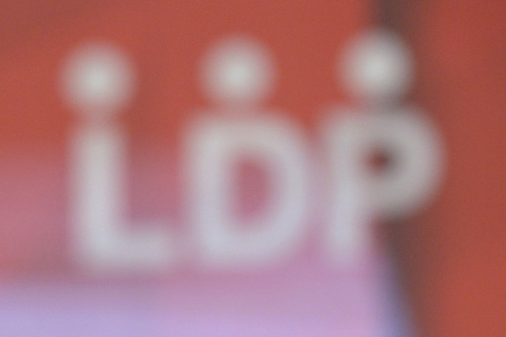 LDP: Demolirane prostorije LDP u Novom Pazaru