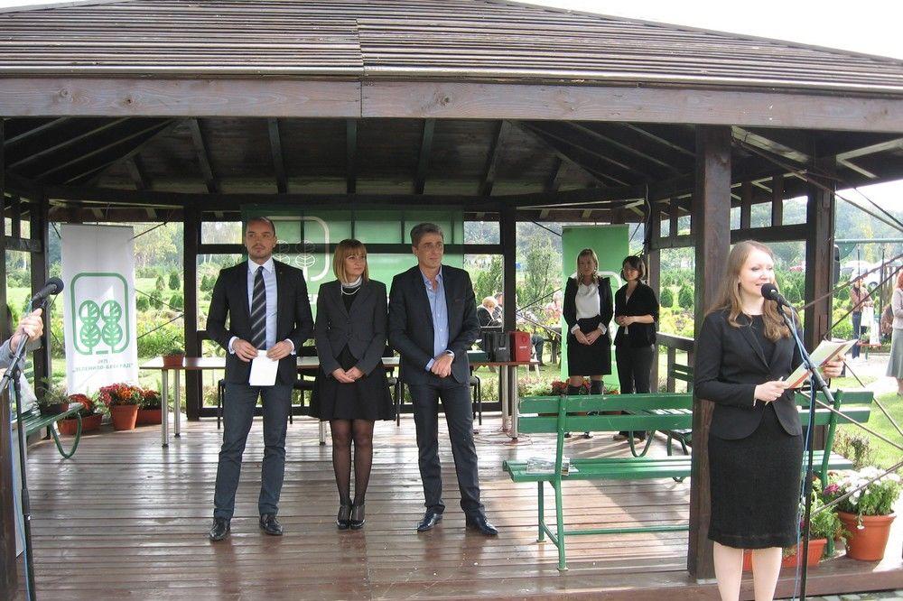 NOVO RUHO BEOGRADA: Obnavljaju se Terazijska padina i Pionirski park
