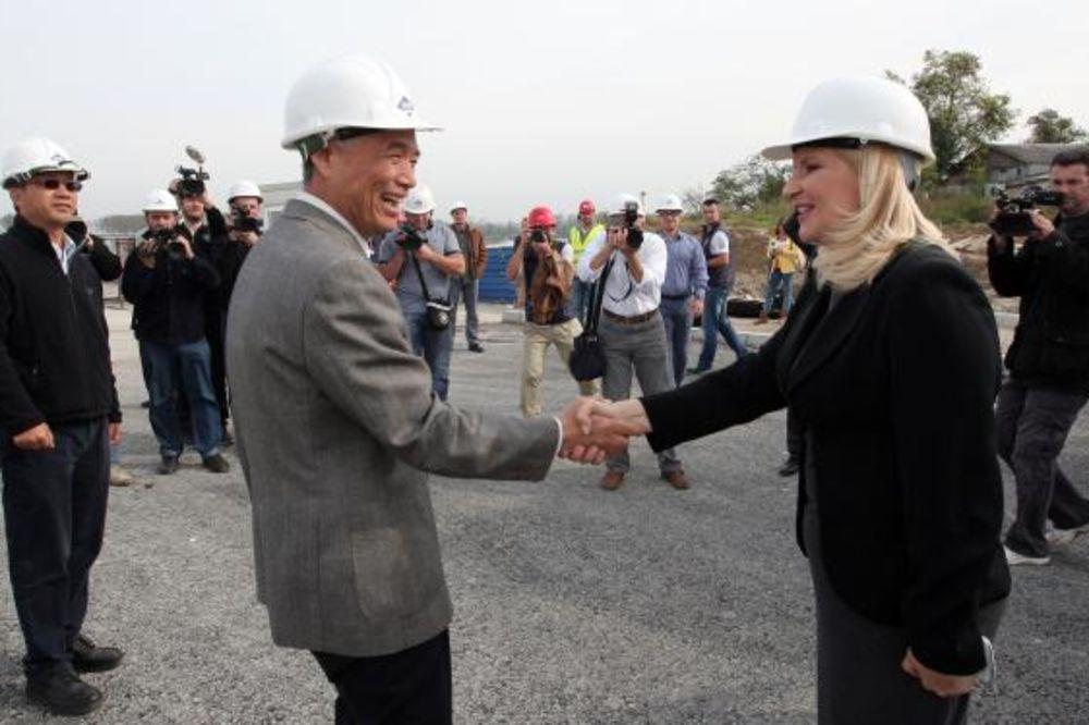 Mihajlovićeva: Most Zemun-Borča biće pušten u promet polovinom decembra