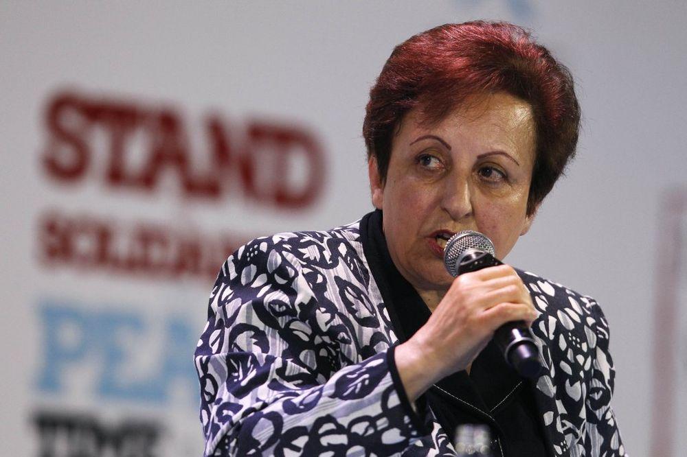 Nobelovka Širin Ebadi u sredu Beogradu