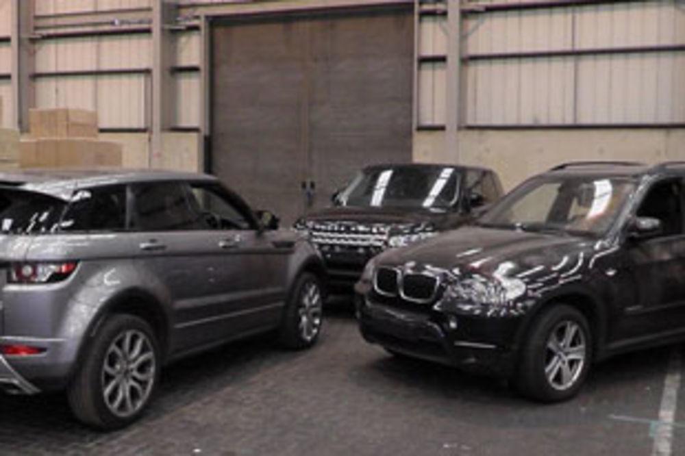 OVAKO RADI BRITANSKA AUTO-MAFIJA: Za 60 minuta auto je u inostranstvu!