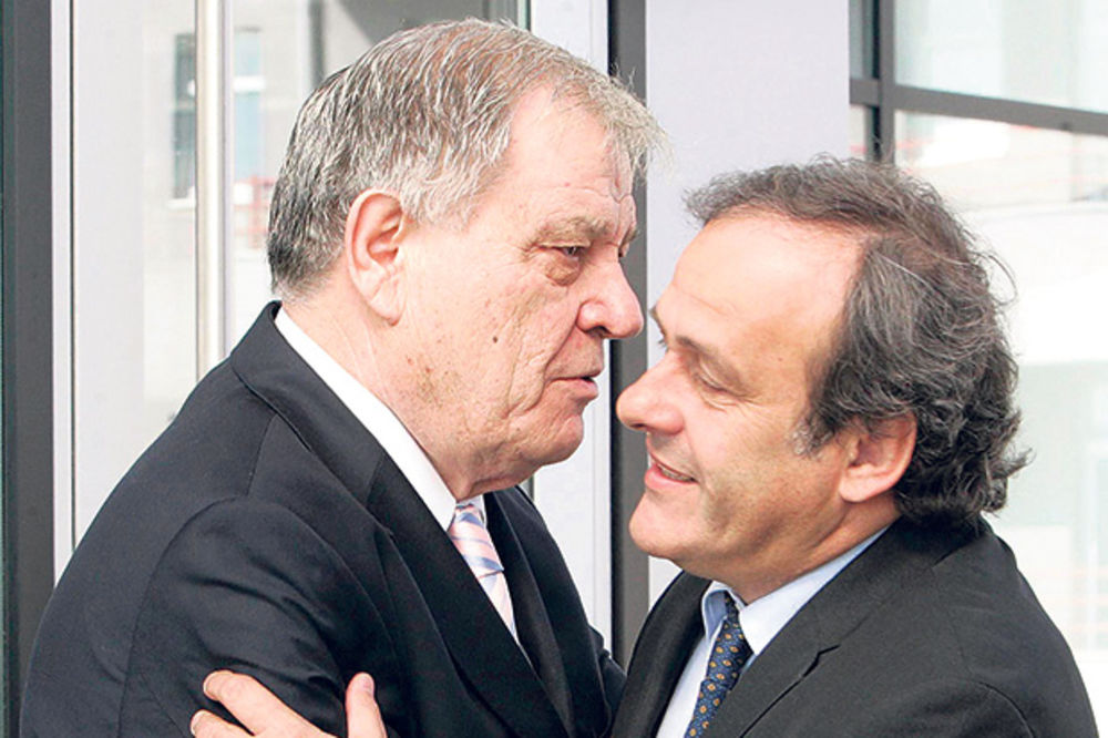 Karadžić: Platini mi obećao pravdu