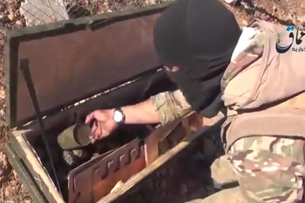 (VIDEO) SKUPA GREŠKA: Pogledajte kako se ISIL dočepao američkog oružja namenjenog Kurdima