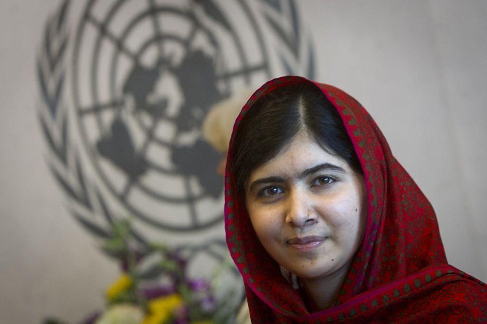 PRIZNANJE ZA HRABROST: Malali Jusafzai i američka Medalja slobode