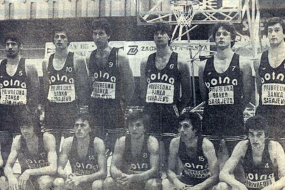 BLOG UŽIVO: Predloženo zamrzavanje rada Košarkaškog kluba Bosna