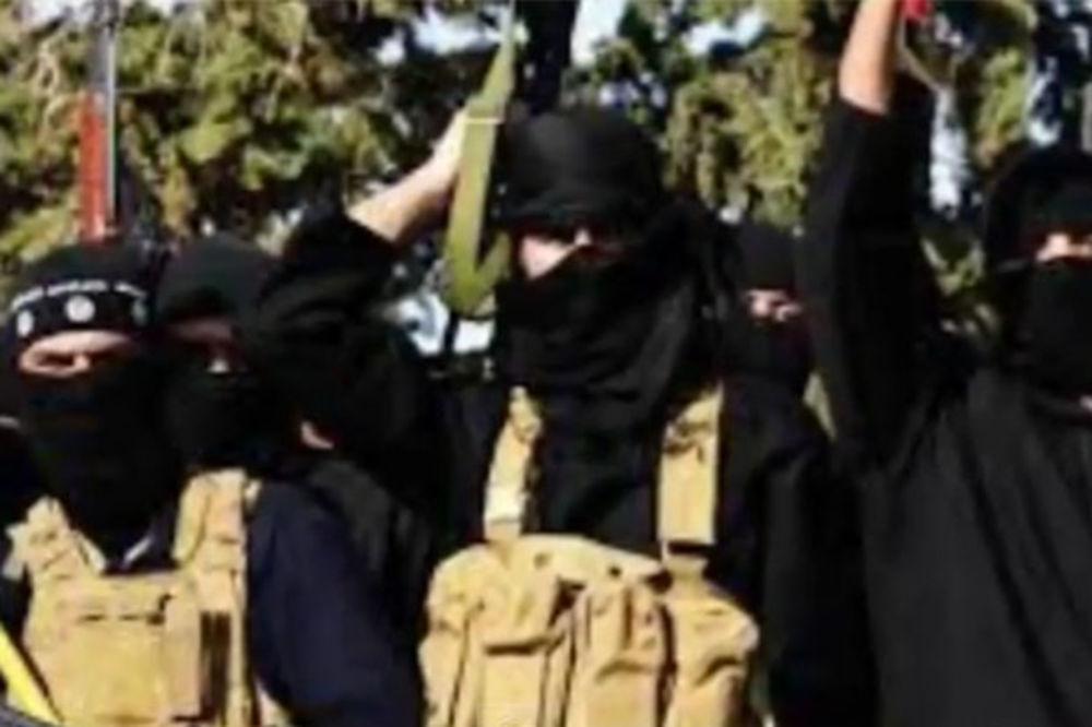 NOVI ZLOČINI: ISIL u borbama koristi zabranjeno hemijsko oružje