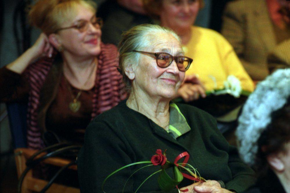 LEGENDA JUGOSLOVENSKOG GLUMIŠTA: Preminula Marija Crnobori
