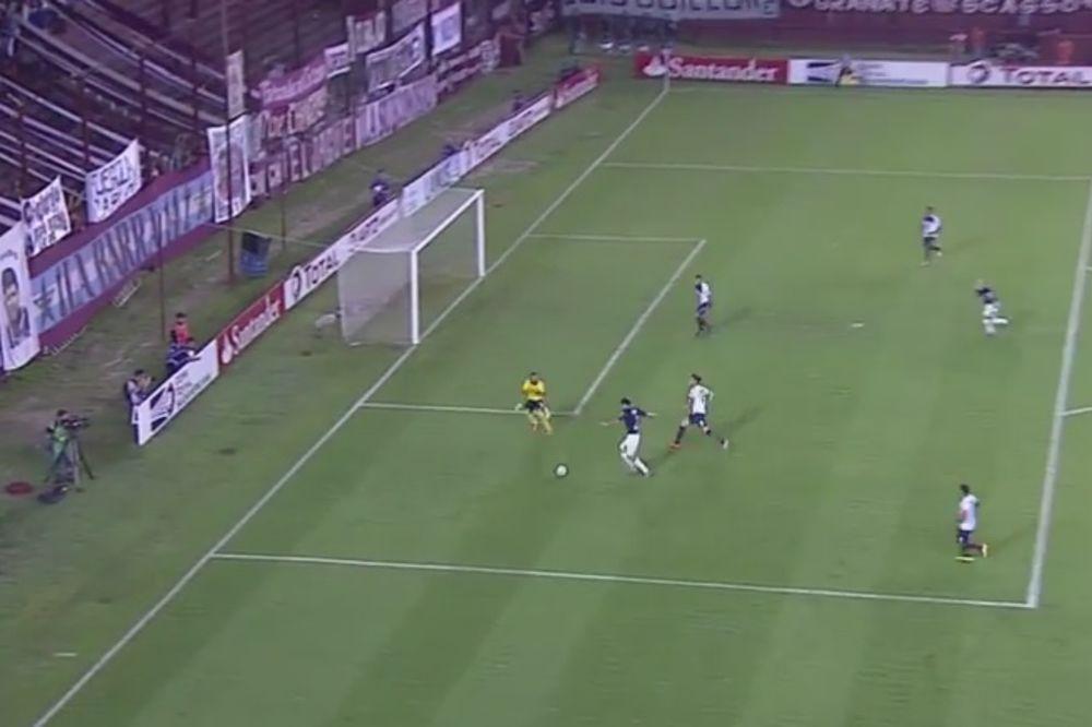 ISKOPIRAO MARADONU: Dijegov sunarodnik postigao gol za pamćenje
