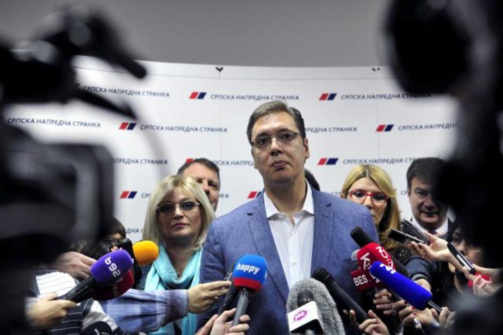 Vučić: Finansiranje stranaka po zakonu DS iz 2011, ali menjaćemo ga