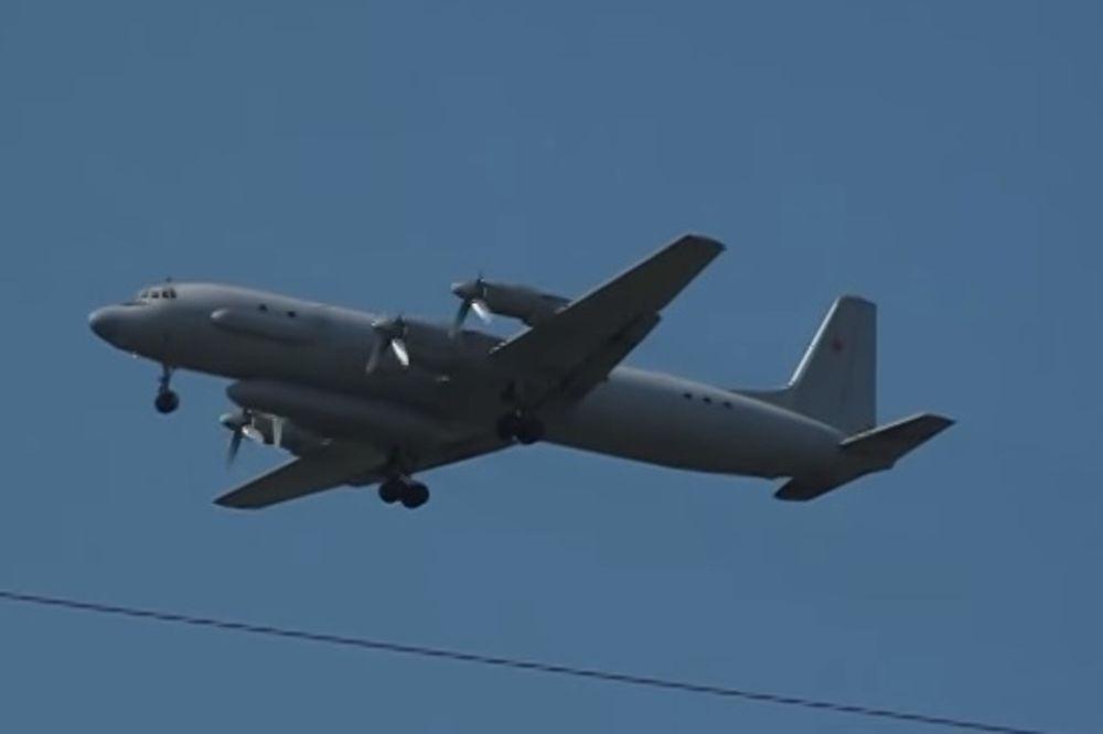NATO: Ruski špijunski avion presretnut u vazdušnom prostoru Alijanse
