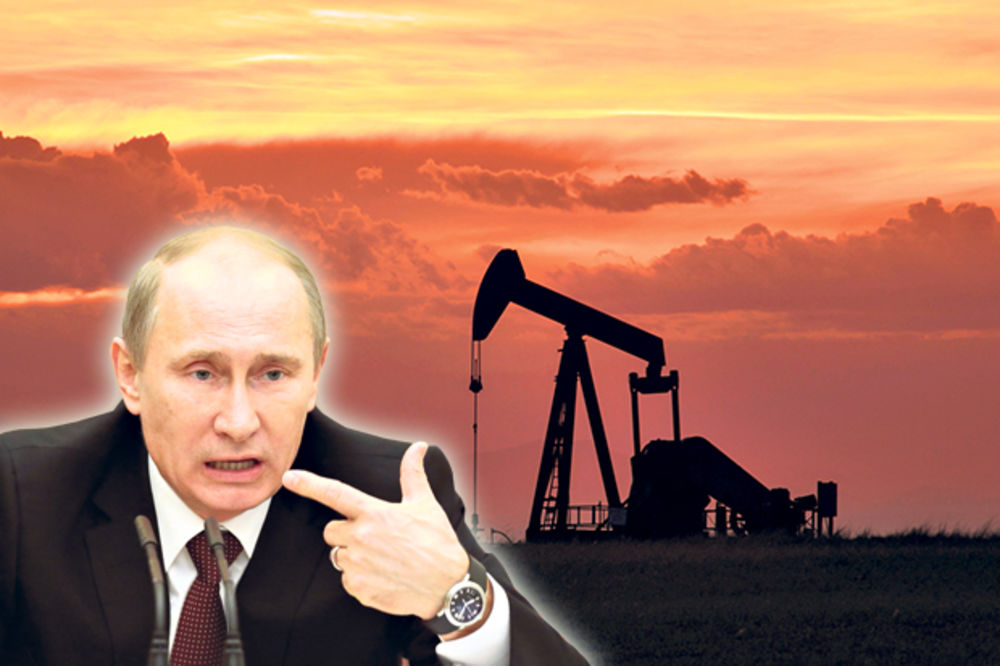 RAT NAFTOM: Padom cene Zapad želi da dovede Rusiju do bankrota