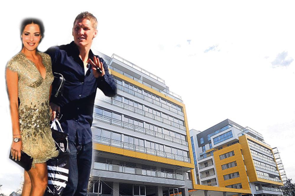 KVADRAT 3.000 EVRA: Švajnštajger kupuje stan u Aninoj zgradi!