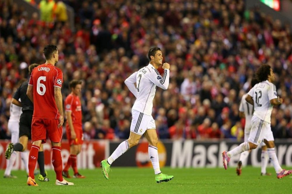 (VIDEO) REAL RAZBIO LIVERPUL: Atletiko brojao do pet, a Dortmund do četiri
