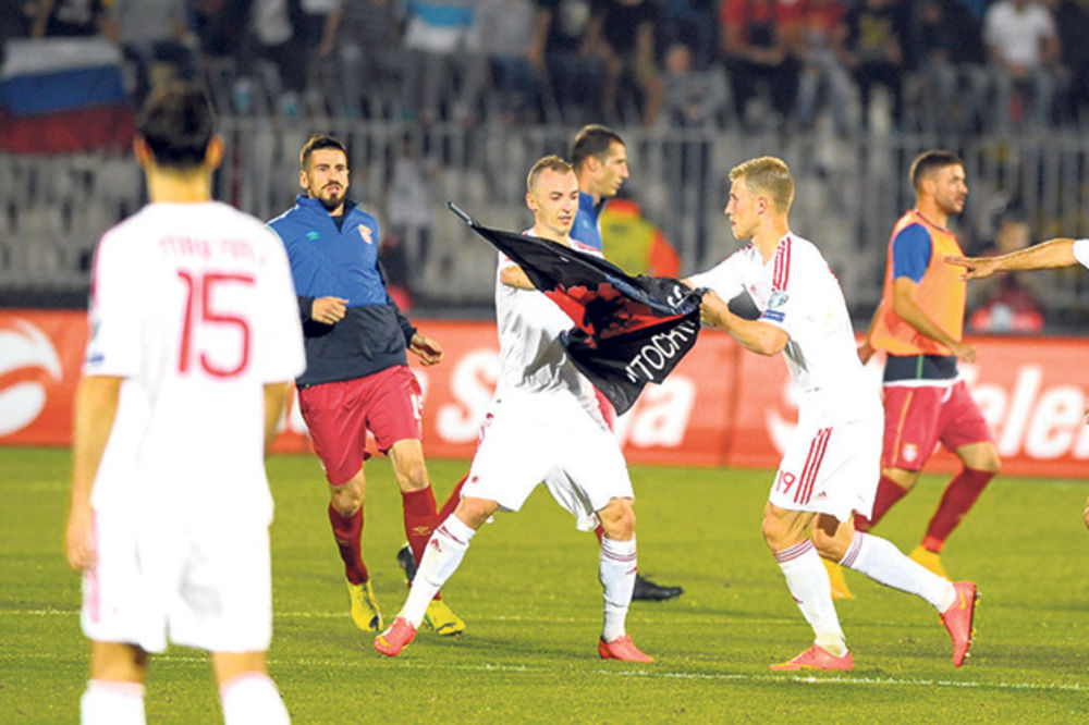 DAN D U NIONU: Srbija dobija 3:0, igra bez publike i plaća kaznu!