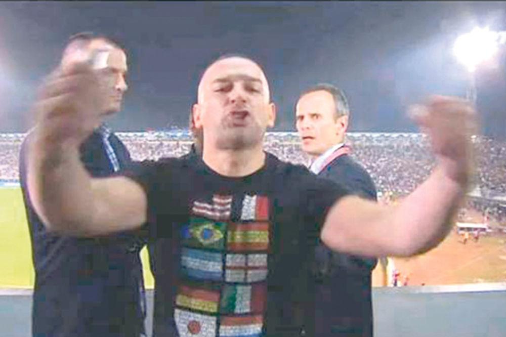 RADIKALSKA PROVOKACIJA: Zoran Krasić uveo Igora Mikića na stadion JNA?!
