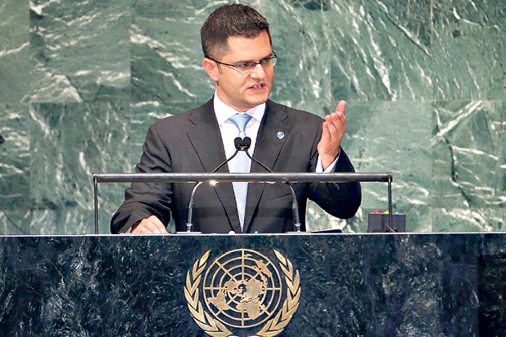 NEPOŽELJAN: Vuk Jeremić izvisio za UN zbog Zapada?!