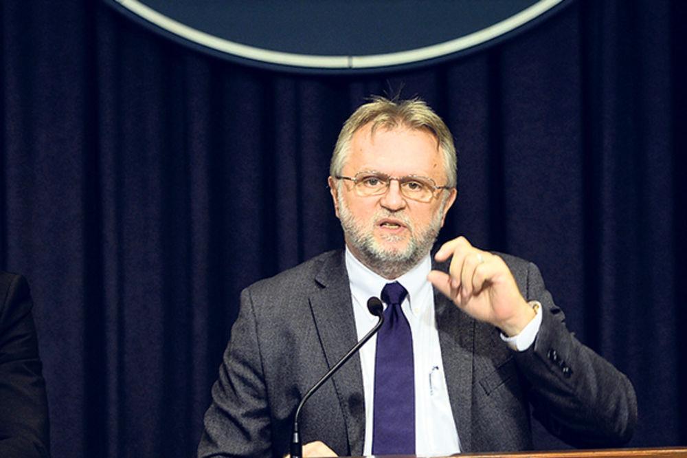 VUJOVIĆ: Još nismo počeli na izradi budžeta za 2015.