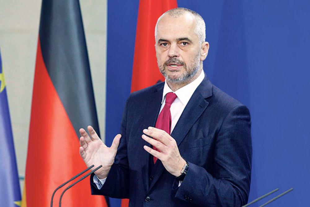 RAMA PROVOCIRA: Srbija da prizna Kosovo!