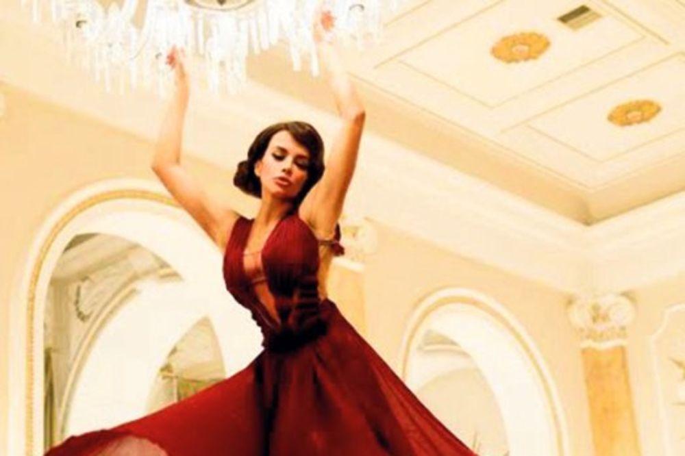 HIT U NAJAVI: Severina se obesila o luster, pa učila Sašu da pleše!