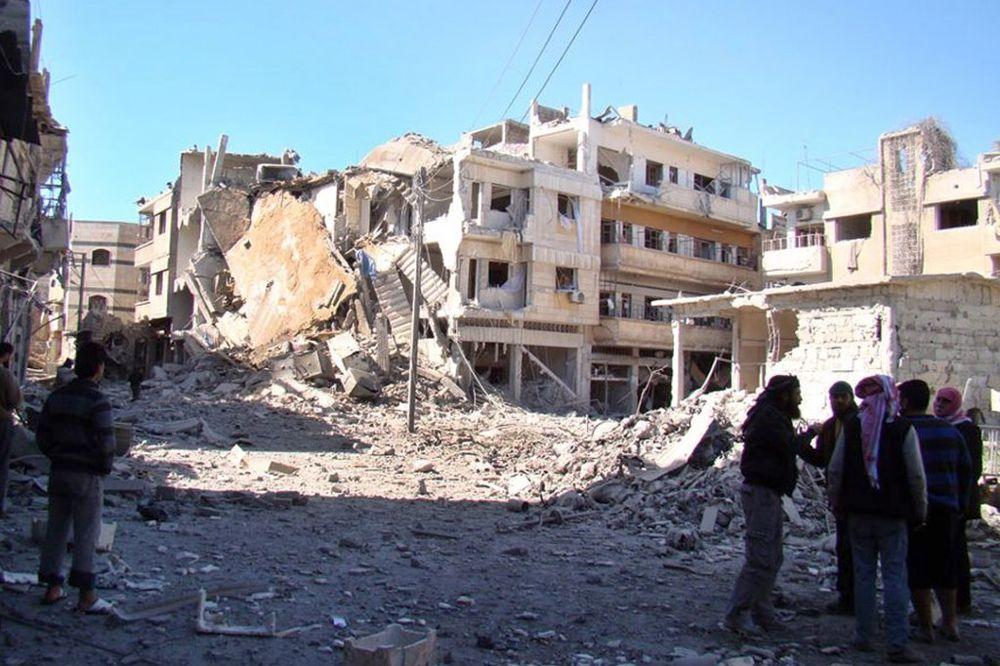 RAT PROTIV ISIL: Više od 500 džihadista poginulo u vazdušnim napadima