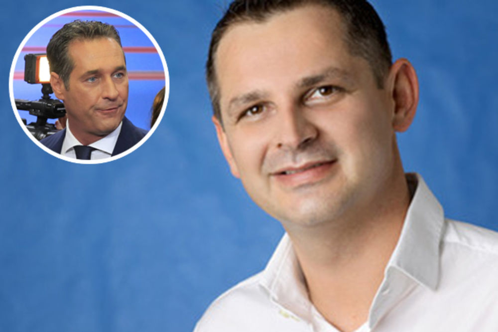 ŠTRAHE NIŠTA NIJE URADIO ZA SRBE: Preduzetnik Luka Marković napustio Slobodarsku partiju Austrije!