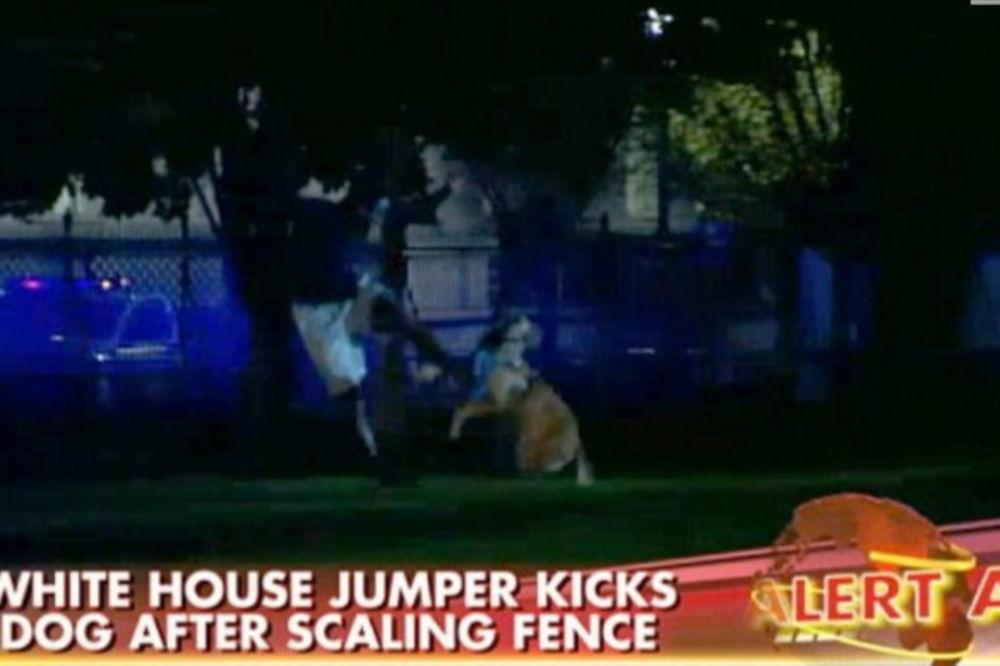 (VIDEO) BRAVO, MOMCI: Psi čuvari Bele kuće pohvaljeni za hrabro suprotstavljanje uljezu