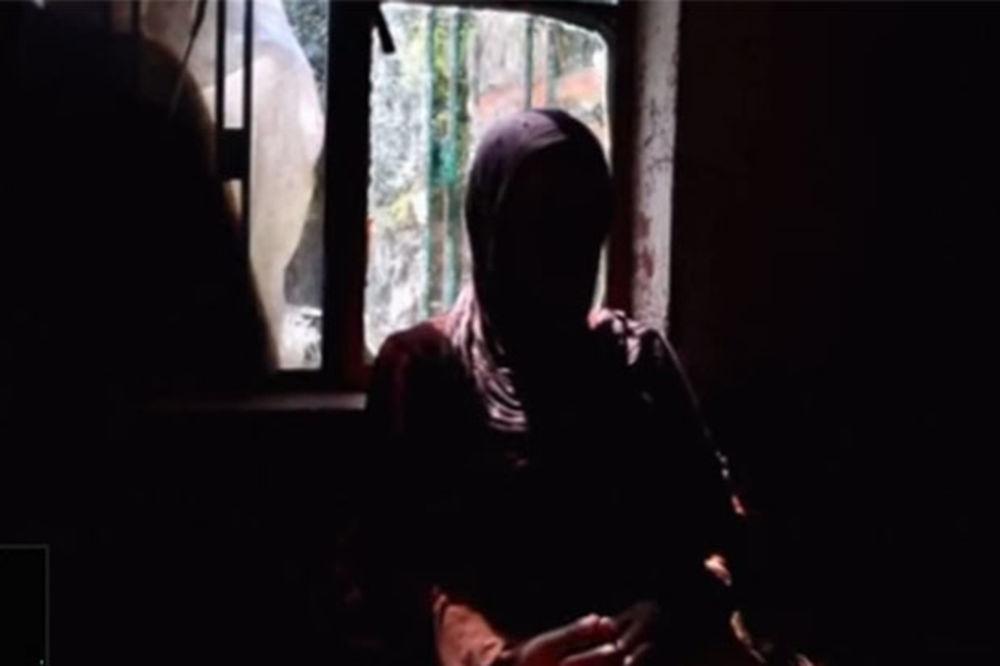 STRAVIČNA ISPOVEST SEKS-ROBINJE ISIL: Danas su me silovali 30 puta, a još nije vreme ručka!