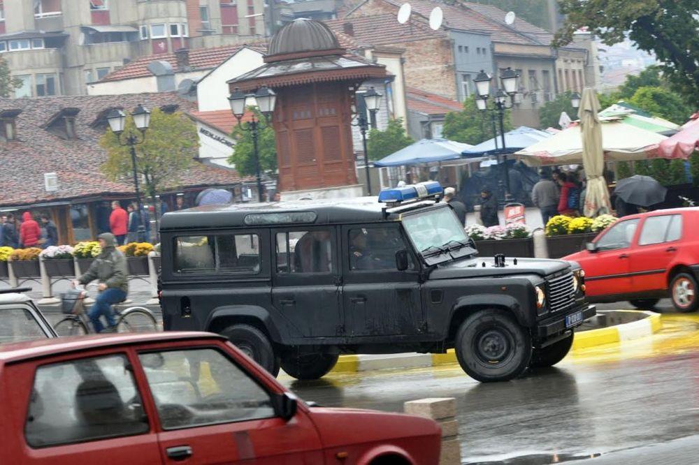 Lažna dojava o bombi u centru Novog Pazara