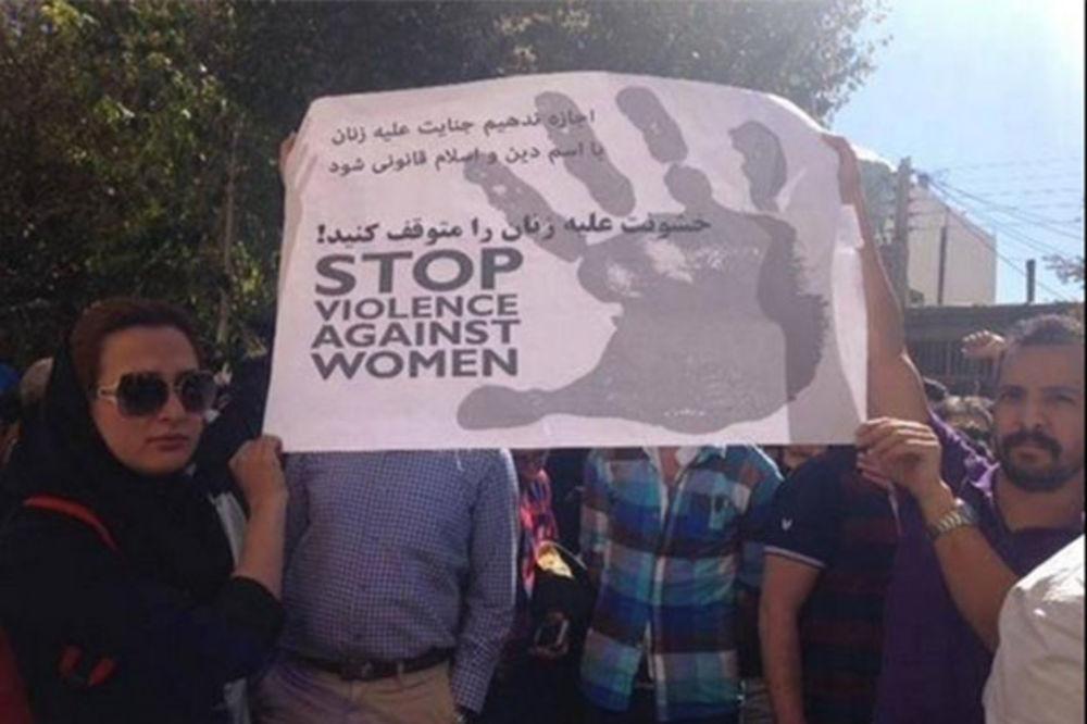 PROTESTI U IRANU: Isfahan na nogama zbog napada kiselinom na 4 žene
