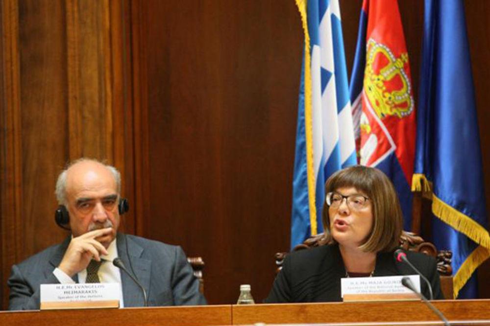 Maja Gojković: Cilj je da obaveze na putu ka EU završimo do 2018.