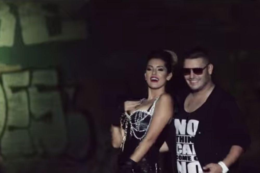 NOVI HIT: Pogledajte spot Tanje Savić i Darka Lazića!