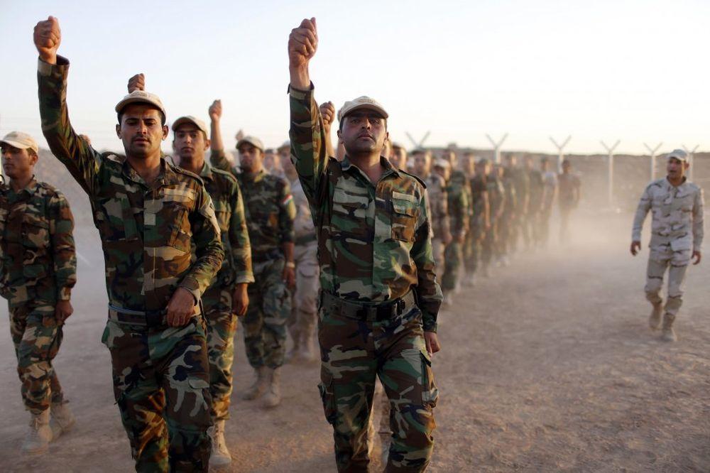 ISLAMSKA DRŽAVA NA KOLENIMA: Kurdi dobijaju rat i slave veliku pobedu!