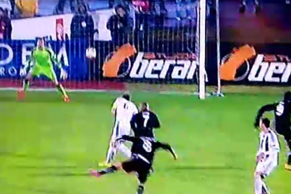 (VIDEO) POGLEDAJTE: Ovako su fudbaleri Bešiktaša matirali Partizan