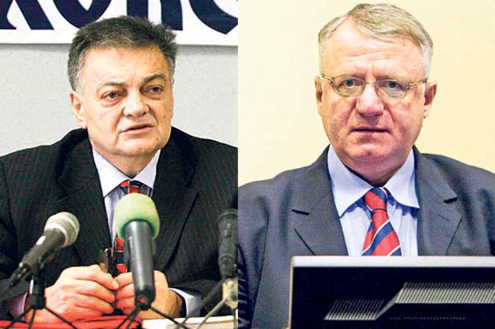 Šarović: Dok god bude blokirano lečenje Šešelja, blokiraćemo kancelarije Haga u Beogradu