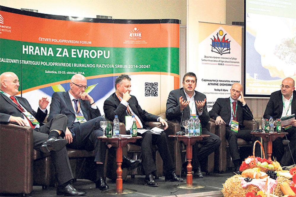 Potencijal poljoprivrede iznosi 30 milijardi evra!