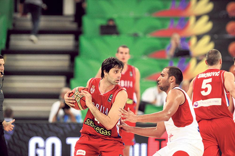 Miloš Teodosić treći igrač van NBA!