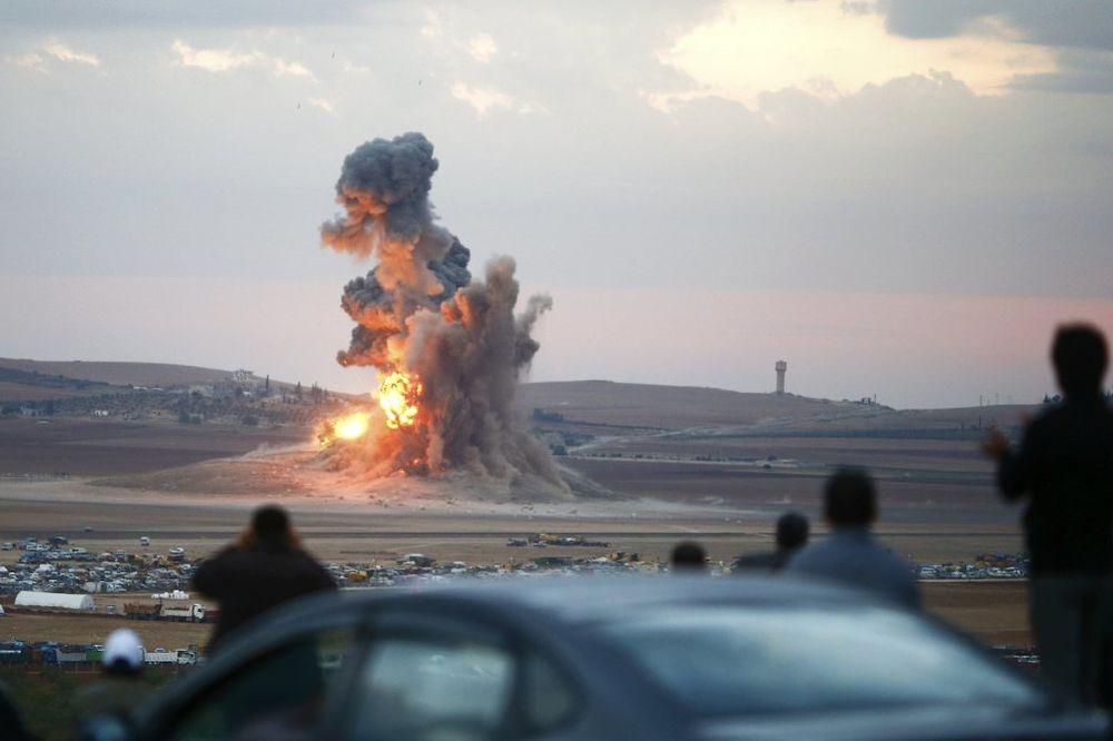 (VIDEO) PENTAGON: Zaustavljena ofanziva ISIL u Kobaniju