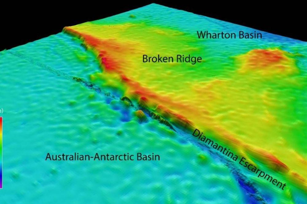 MISTERIJA LETA MH370: Nova faza potrage - sonari pretražuju ceo ovaj deo Indijskog okeana