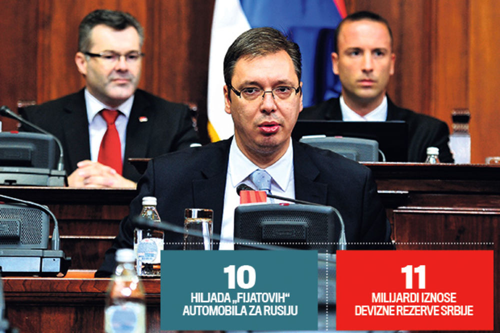 VUČIĆ BRANIO BUDŽET: Ova vlada će uposliti Srbiju, 100.000 radnih mesta do kraja mandata!