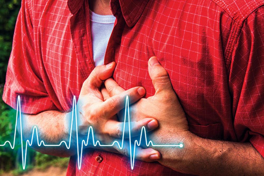 OVO MORATE DA ZNATE: Evo kako da preživite infarkt ako ste sami