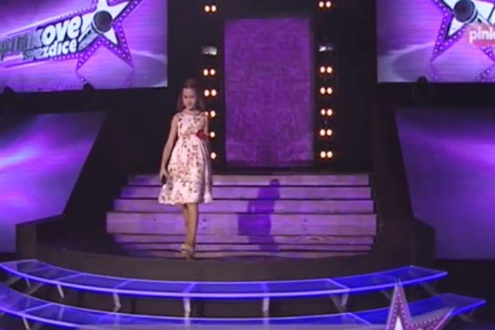 UŽIVO PINKOVE ZVEZDICE Jelena: Nejra, tvoja dušica treperi dok pevaš!