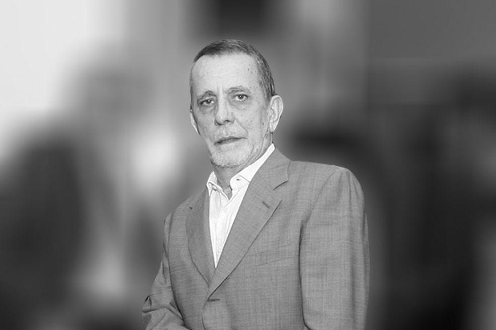 Preminuo Slobodan Radulović, bivši direktor C marketa