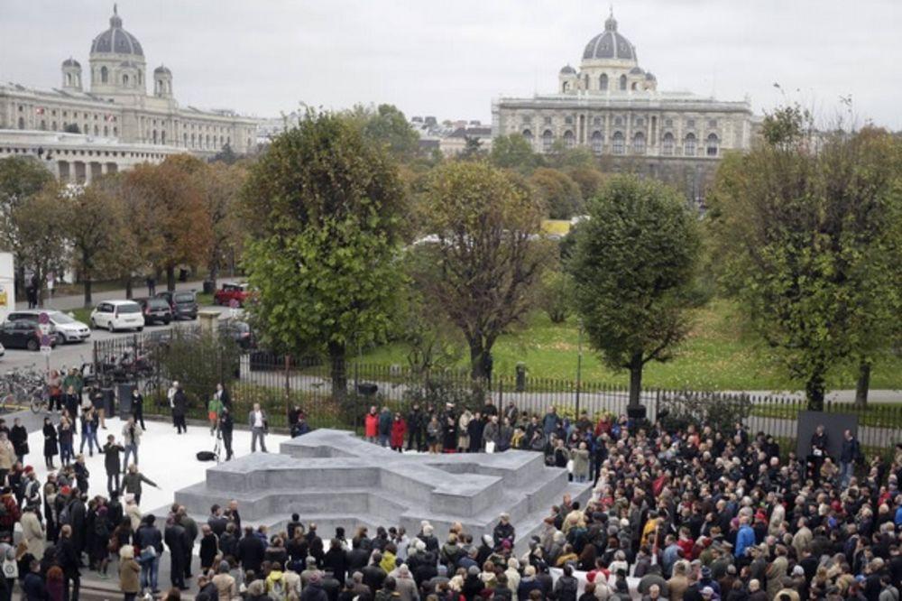 NISU ZABORAVLJENI: Otkriven spomenik dezerterima Vermahta!