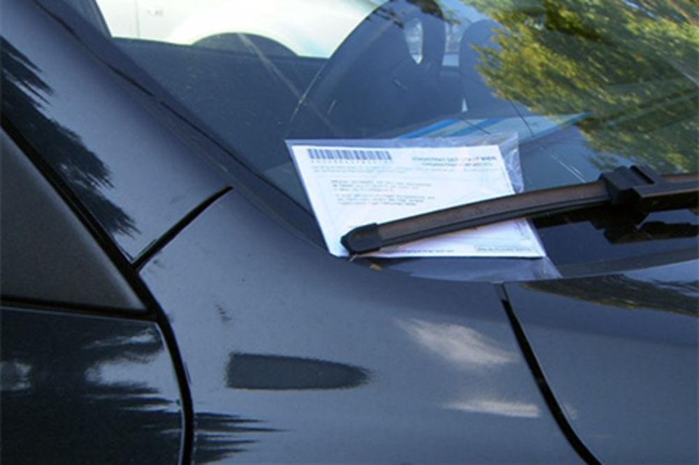 SKUP ODMOR: Bečlija mora da plati 1500 evra kaze za parkiranje!