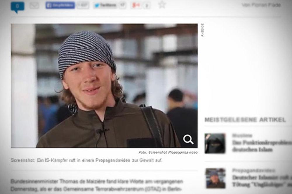 PANIKA: Austrijski tinejdžer preti da će pobiti svoje školske drugove!